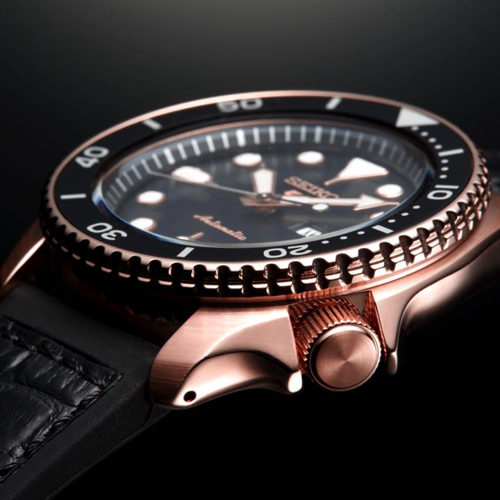 Bekijk de nieuwe collectie Seiko horloges van dit seizoen!